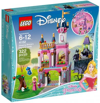 Конструктор LEGO Disney Princess: Сказочный замок Спящей Красавицы 322 элемента 41152 original xiaomi mi usb type c to micro usb adapter