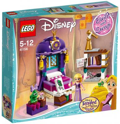 Конструктор LEGO Disney Princess: Спальня Рапунцель в замке 156 элементов 41156 конструктор lego disney princess волшебный замок золушки 41154