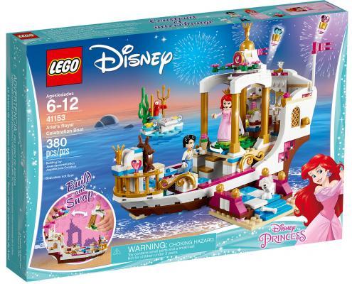 Конструктор LEGO Disney Princess: Королевский корабль Ариэль 380 элементов 41153 lego lego disney princess 41145 ариэль и магическое заклятье