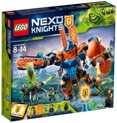 Конструктор LEGO Nexo Knights: Решающая битва роботов 506 элементов 72004 original ijoy saber 100 20700 vw kit with 3000mah battery