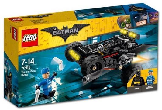 Конструктор LEGO Пустынный багги Бэтмена 198 элементов lego lego city 60156 багги для поездок по джунглям