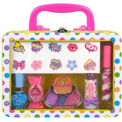 Игровой набор детской декоративной косметики Markwins      для губ  ногтей