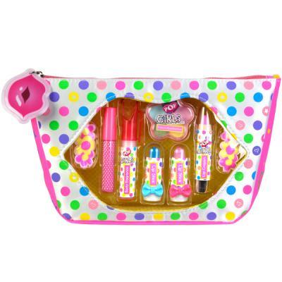 Игровой набор детской декоративной косметики Markwins Игровой набор детской декоративной косметики в сумочке 7 предметов сумка printio путин like