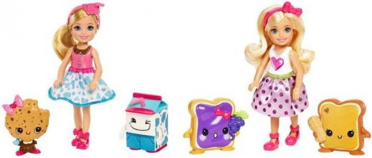 Кукла MATTEL Barbie - Челси и сладости 887961469639 кукла челси в беседке barbie fdb34