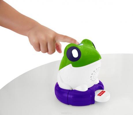 Купить Игрушка Fisher Price Лягушка Измеряем и сравниваем , MATTEL, унисекс, Игровые наборы для мальчиков