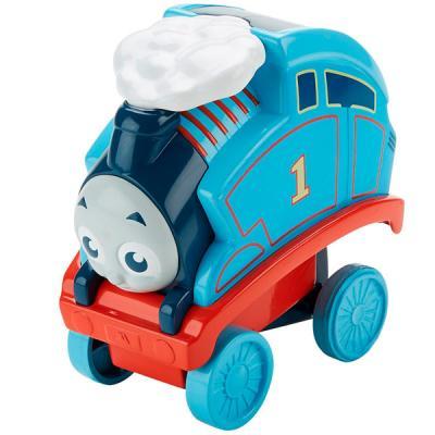 Купить Паровоз MATTEL Томас и друзья Переворачивающийся паровозик Томас с 3-х лет DTP10, Детская железная дорога
