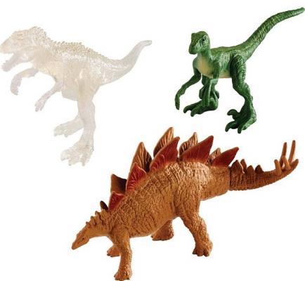 Набор фигурок Mattel Мини-динозавры mattel набор из 3х фигурок minecraft