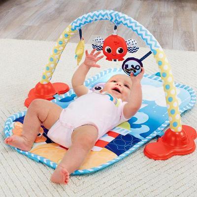 Развивающий коврик Soothe n Spin Little Tikes little tikes баскетбольный щит с мячом для малышей little tikes
