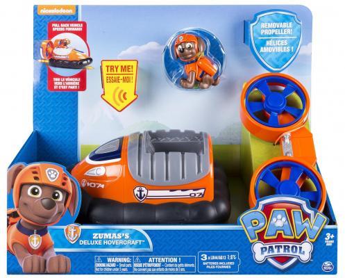 Автомобиль Spin Master Щенячий патруль синий 778988628799 paw patrol spin master коллекция наклеек spin master щенячий патруль 100 наклеек синяя