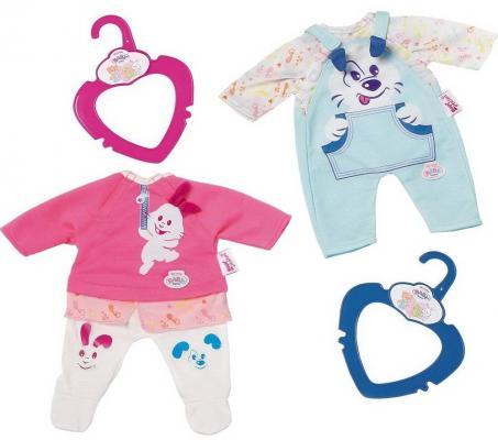 Одежда для кукол Zapf Creation BABY born одежда для кукол zapf creation baby born халат с капюшоном веш