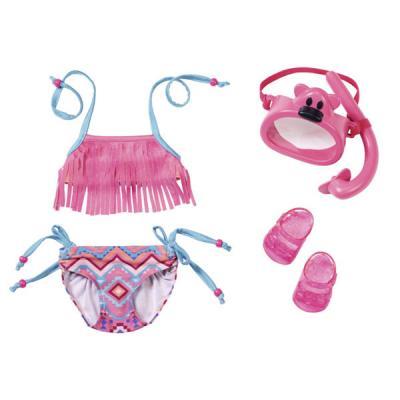 Одежда для кукол Zapf Creation Одежда для летнего отдыха брендовая одежда