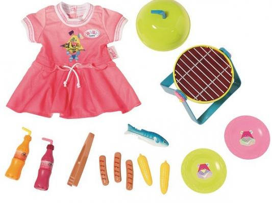 Купить Набор аксессуаров для кукол Zapf Creation Набор для барбекю, Аксессуары для кукол