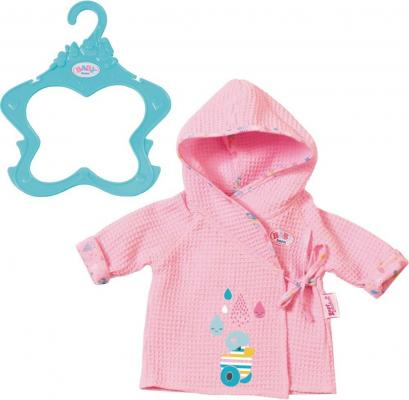 Халатик Zapf Creation BABY born zapf creation baby born памперсы 5 шт 815 816
