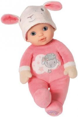 Игрушка Baby Annabell Кукла мягкая с твердой головой, 30 см, дисплей аксессуары для кукол zapf игрушка baby annabell памперсы