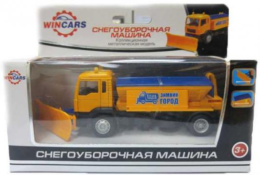 Снегоуборочная машина Wincars Снегоуборщик желтый U1401D-8 снегоуборочная машина elitech см 7э