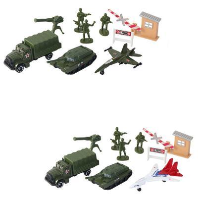 Фото - Набор Wincars Набор военной техники камуфляж 30915 набор школьниика barbie