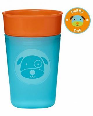 Поильник-стакан детский Собака электронные игрушки skip hop детский музыкальный телефон сова