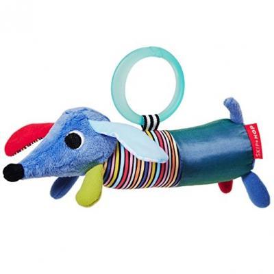Развивающая игрушка-подвеска Щенок игрушка подвеска bright starts развивающая игрушка щенок