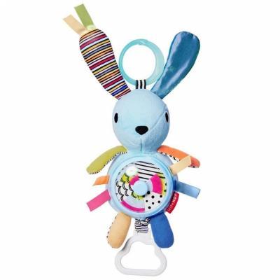 Развивающая игрушка-подвеска Зайчонок