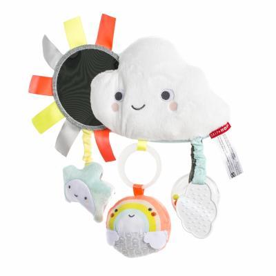 """Развивающая игрушка - подвеска на коляску """"Тучка"""""""