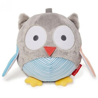 Развивающая игрушка Сова skip hop развивающая мягкая игрушка skip hop сова