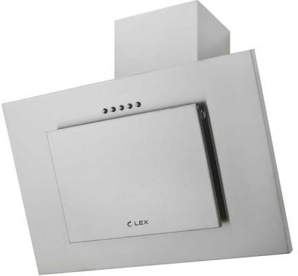 Вытяжка каминная LEX Mini S 500 Inox серебристый lex sida 2m 500 inox