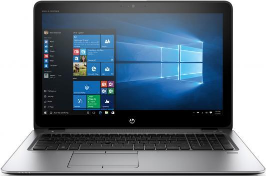 HP EliteBook 850 G3 Core i7-6500U 2.5GHz,15.6 FHD (1920x1080) AG,8Gb DDR4(1),512Gb SSD,LTE,46Wh LL,FPR,1.9kg,3y,Silver,Win10Pro hp elitebook 840 g3 [y3b75ea] black 14 fhd i7 6500u 8gb 512gb ssd w10pro