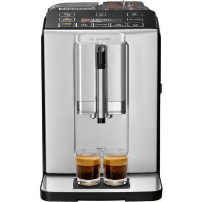 Кофемашина Bosch TIS30321RW 1300Вт серебристый все цены