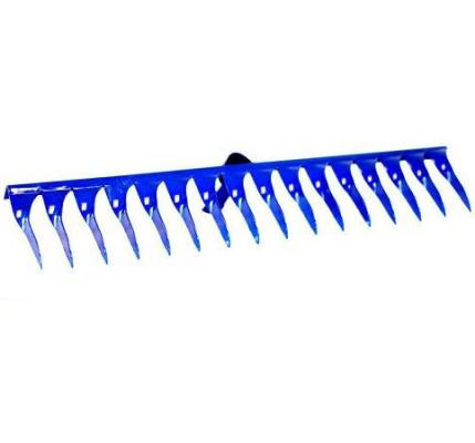Грабли FIT 76959 16 витых зубьев, 100х475мм, без черенка грабли fit 77044