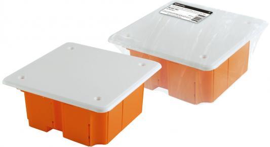 Коробка распаячная ТДМ SQ1402-1001  СП 92х92х40мм крышка IP20 инд.штрихкод