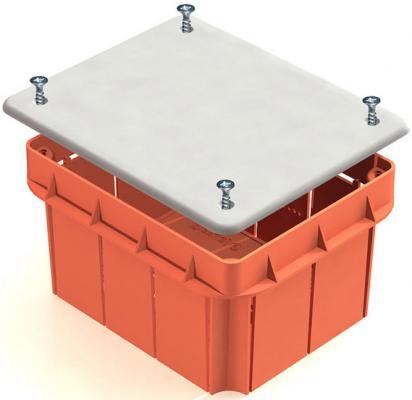 Коробка распаячная ТДМ SQ1402-1009 120х92х70мм крышка IP20
