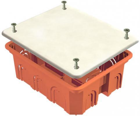 Коробка распаячная ТДМ SQ1403-1028   120х92х45мм крышка пл. лапки IP20