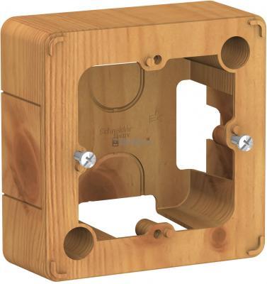 Коробка SCHNEIDER ELECTRIC BLNPK000015  подъемная сп blanca с возм. соед. нескольких коробок ясень
