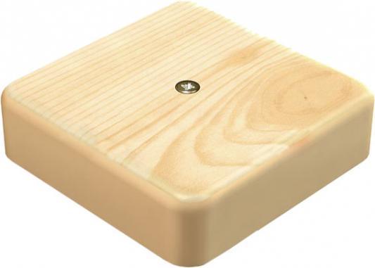 Коробка распаячная GREENEL 100х100х29мм.  для наружного монтажа, IP40, GE41218-11