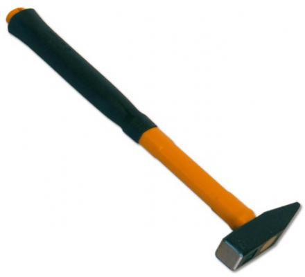 Молоток SANTOOL ПРОФИ 030812-050 500г немецкого типа фибергласовая ручка молоток слесарный santool 030811 020