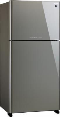 Холодильник Sharp SJXG60PGSL серебристый