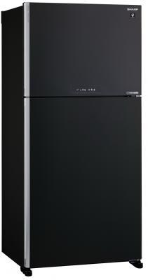 Холодильник Sharp SJXG60PMBK черный мото обвесы 100
