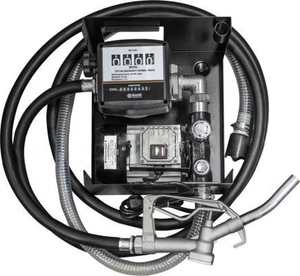 Насос БЕЛАВТОКОМПЛЕКТ БAK.12060 для перекачки топлива 220В 60л/мин со счетчиком бочковой ручной роторный насос перекачки топлива белак титан бak 00100