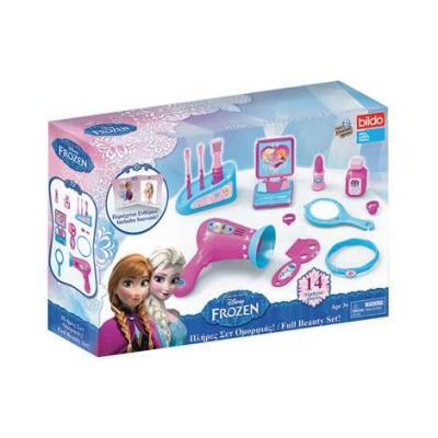 Набор парикмахера Bildo Холодное сердце 14 предметов набор подарочных пакетов procos 82503 холодное сердце количество 6 предметов