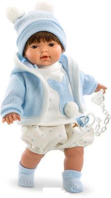 Кукла Llorens Карлос 33 см L 33275 llorens кукла валерия 28 см llorens