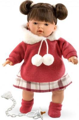 Кукла Llorens Татьяна 33 см плачущая 33286