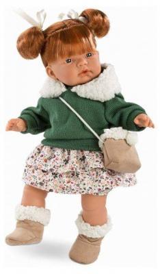 Кукла Кейт 38 см со звуком карапуз кукла рапунцель со светящимся амулетом 37 см со звуком принцессы дисней карапуз