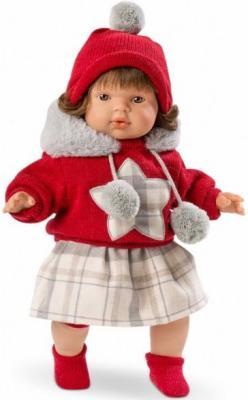 Кукла Llorens Лола 38 см плачущая 38546 кукла llorens елена 35 см 53518