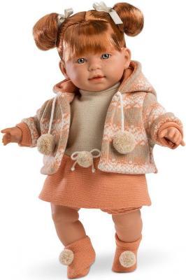 Кукла Llorens Амелия 42 см плачущая 42332 кукла хейди 33 см llorens