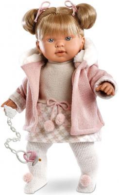 Кукла Джулия 42 см со звуком llorens кукла 48 см llorens