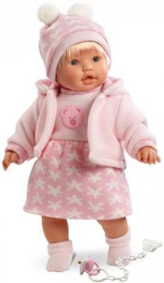 Кукла Ника 48 см со звуком llorens кукла 48 см llorens