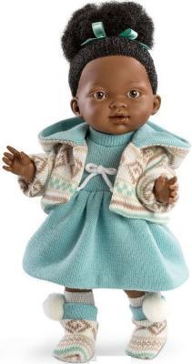 Кукла Валерия мулатка 28 см llorens кукла валерия 28 см llorens