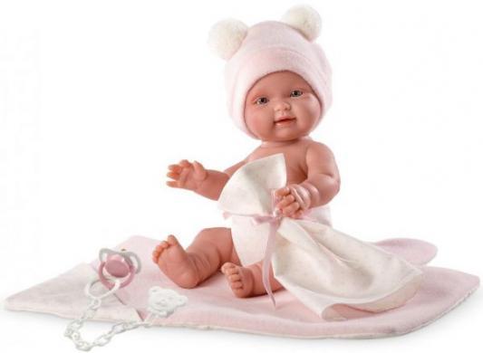 Кукла Бэбита Роза 26 см с одеялом llorens кукла 48 см llorens