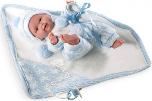 Кукла Селесте 26 см с одеялом llorens кукла 48 см llorens
