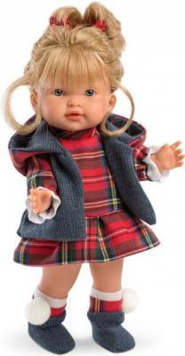 Кукла Llorens Валерия 28 см 28021 кукла llorens елена 35 см 53518